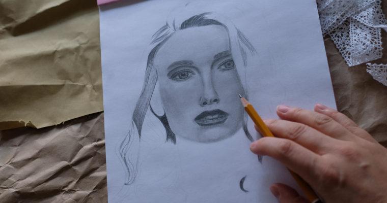 Portraits zeichnen – so geht's