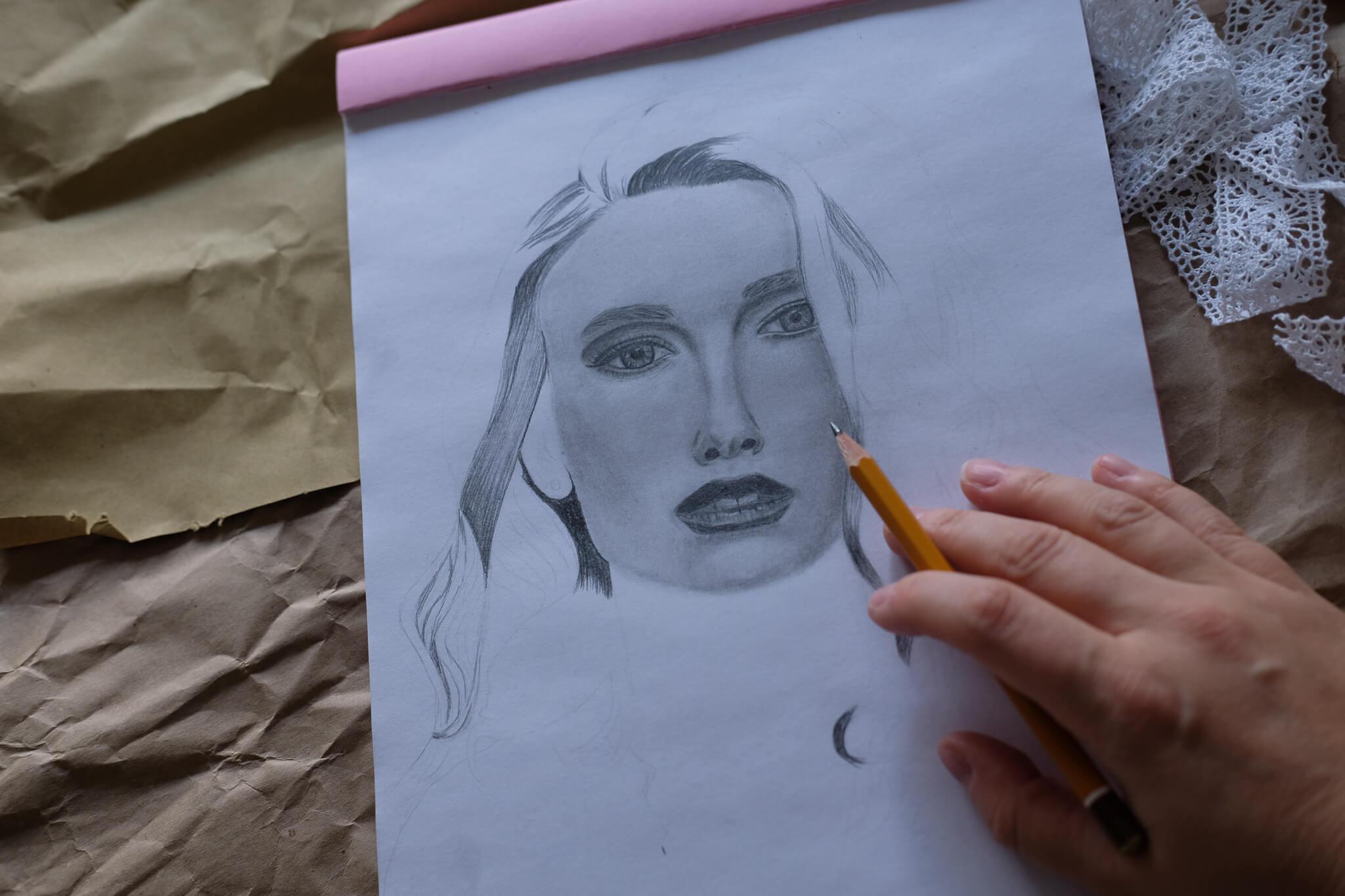 Realistisch Zeichnen Lernen Wie Zeichne Ich