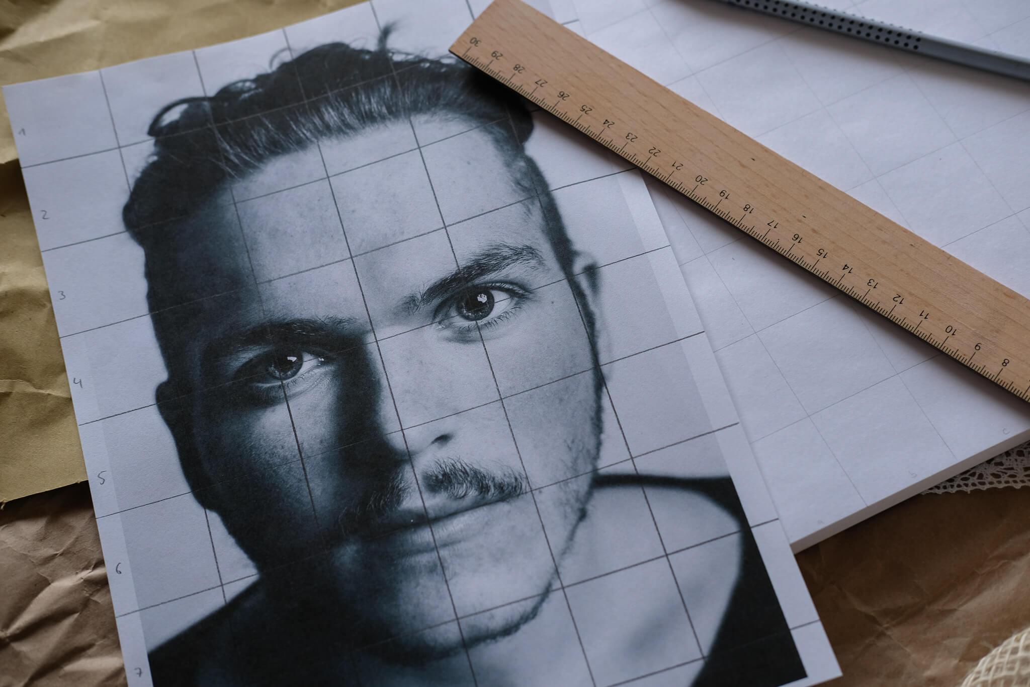 Portrait Raster