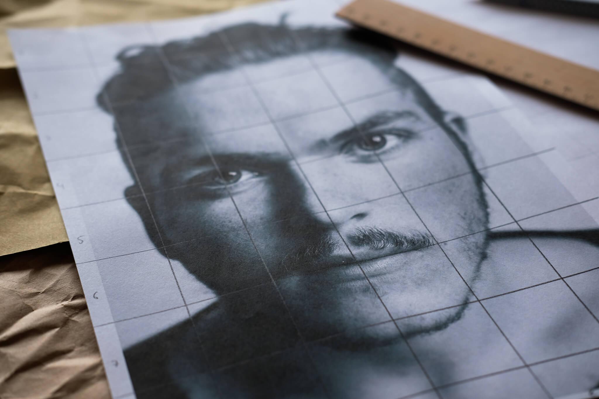 Portrait Zeichnen Lernen In 6 Schritten Zu 4