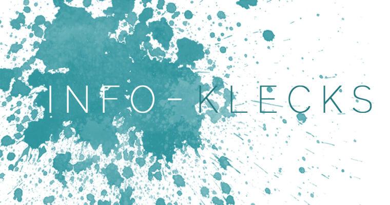 Was ist der Info-Klecks? Informationen rund um Kunst und Kreativität